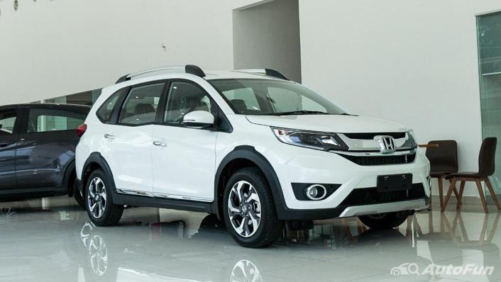 Honda BRV 2019 Exterior 001