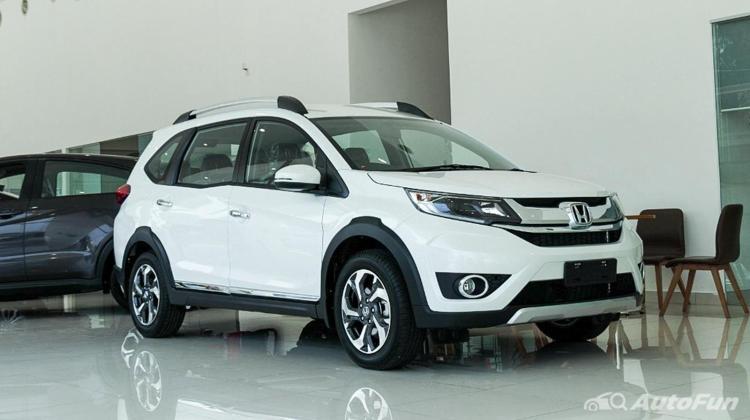 Honda Br V 2020 2021 Daftar Harga Gambar Spesifikasi Promo Faq Review Berita Autofun