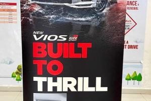 Toyota Vios GR Sport 2021 Segera Meluncur di Malaysia