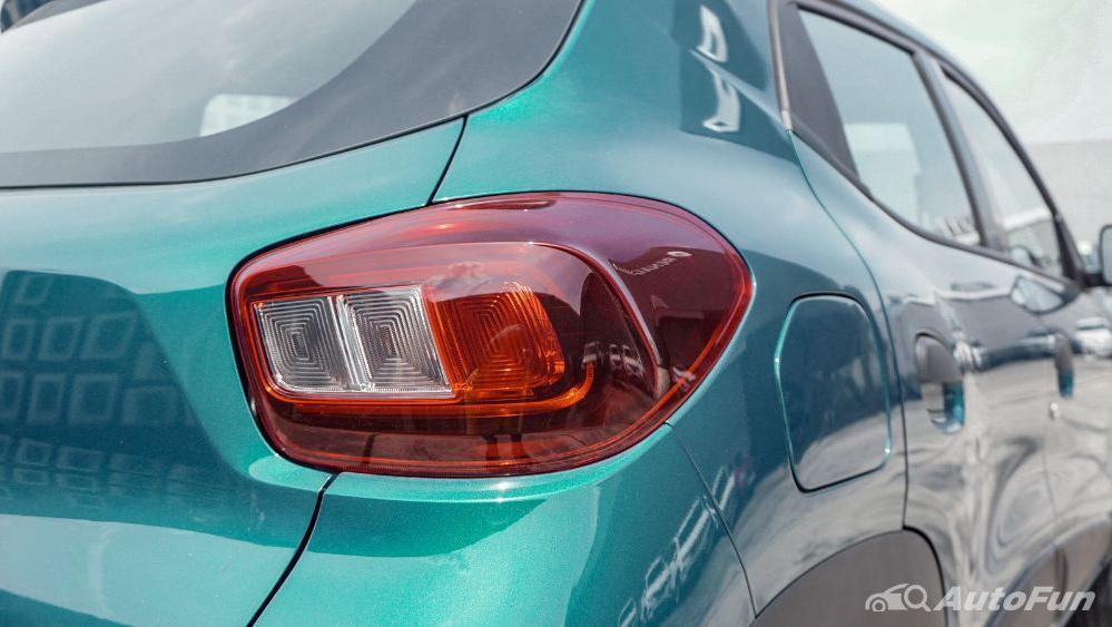 Renault Kwid 2019 Exterior 020