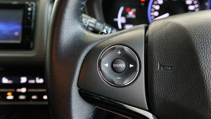 Honda HRV 2019 Interior 006