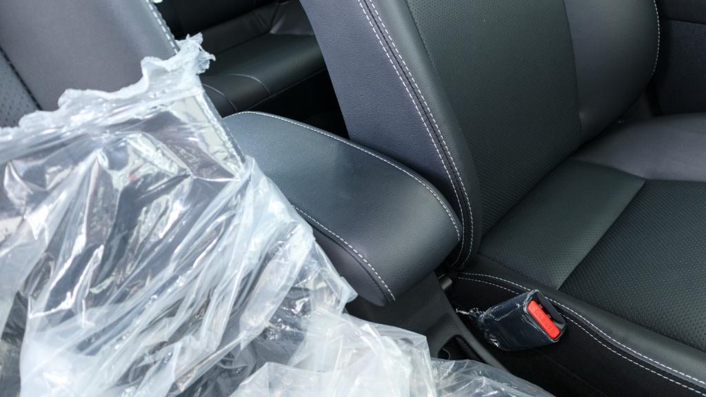 Toyota Vios 2019 Interior 024