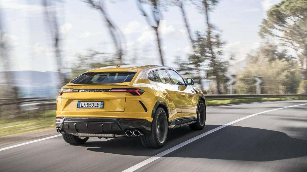 Lamborghini Urus 2019 Exterior 008