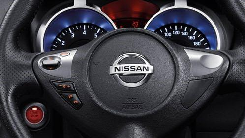 Nissan Juke 2019 Interior 005