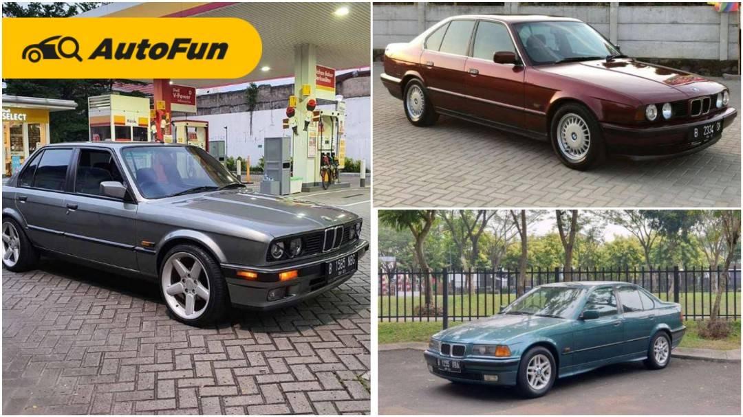 Beli Mobil BMW Bekas Harga Rp50 Jutaan, Dapat Apa Aja? 01