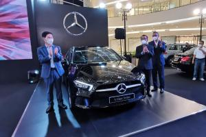 Dirakit Secara Lokal, Harga Mercedes-Benz A-Class Sedan Turun 10 Persen dan GLA 200 Nambah Fitur
