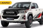 Varian Toyota Hilux GR dan Toyota Fortuner GR Akan Bermesin V6 di Filipina