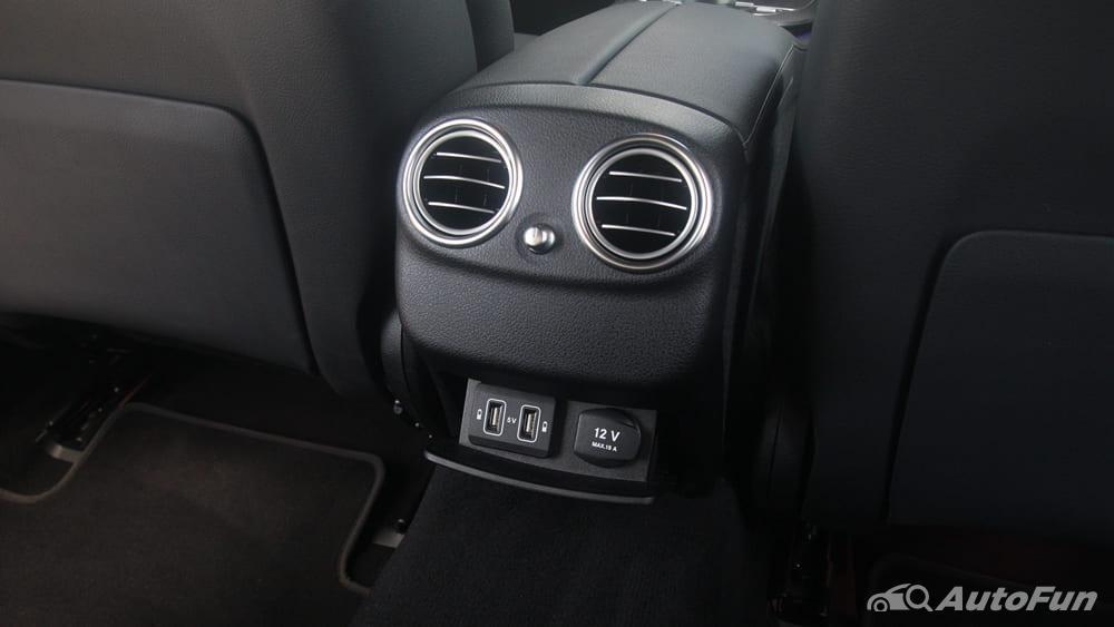 Mercedes-Benz E-Class 2019 Interior 155