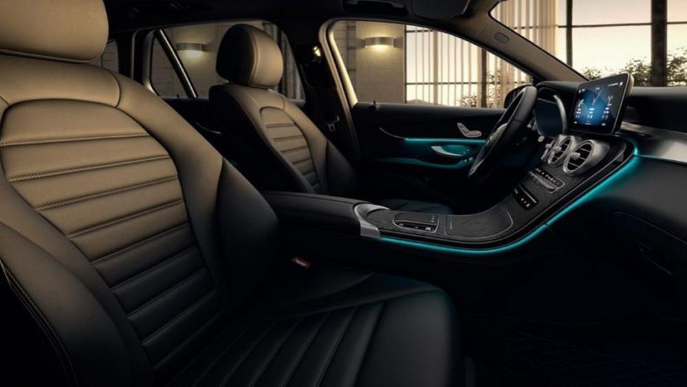 Mercedes-Benz GLC-Class 2019 Interior 007