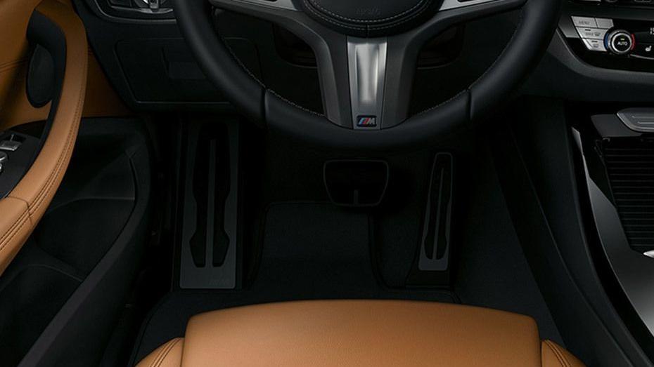 BMW X3 2019 Interior 003