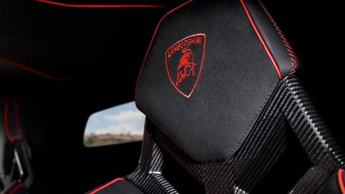 Lamborghini Aventador 2019 Interior 004