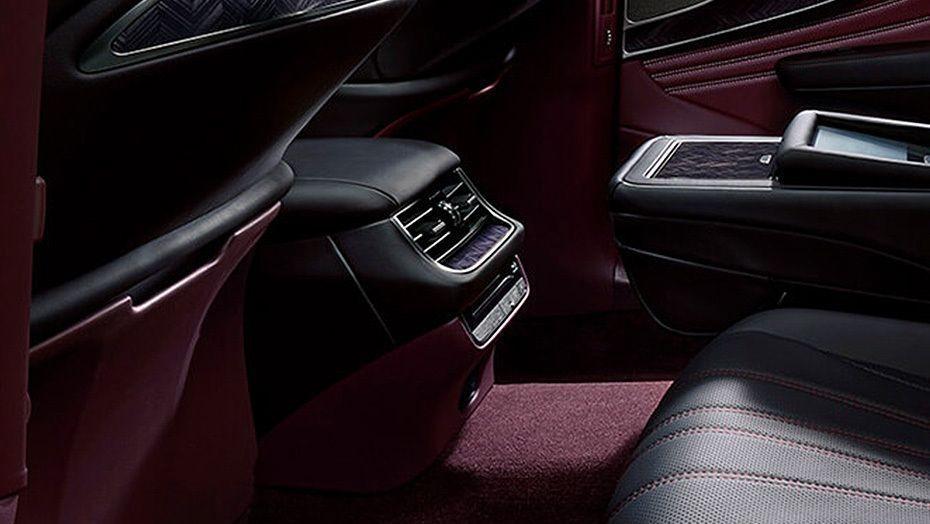 Lexus LS 2019 Interior 008
