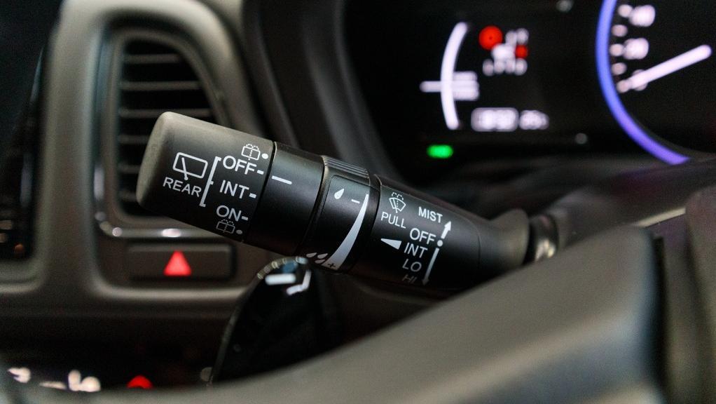 Honda HRV 2019 Interior 008