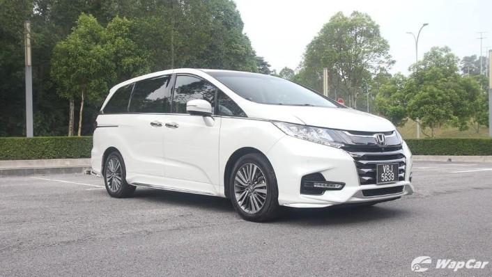 Honda Odyssey 2019 Exterior 003