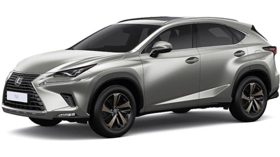 Lexus NX 2019 Others 003