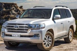 Review Toyota Land Cruiser 2020: DNA Off-Road Toyota Dibuat Mewah