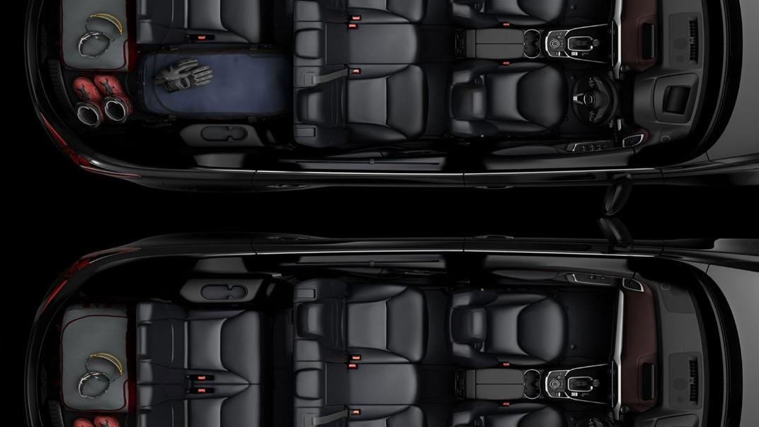 2021 Mazda CX 9 Interior 014