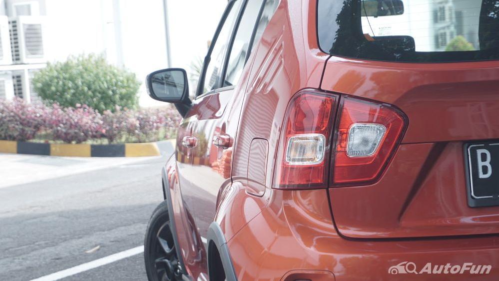 Suzuki Ignis GX AGS Exterior 026