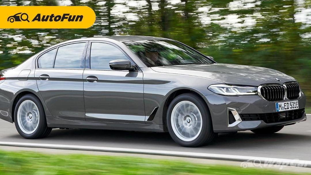 BMW Seri 5 Bakal Meluncur di Thailand, Apakah Indonesia Segera menyusul 01