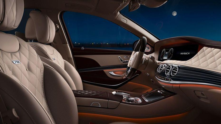Mercedes-Benz S-Class 2019 Interior 005