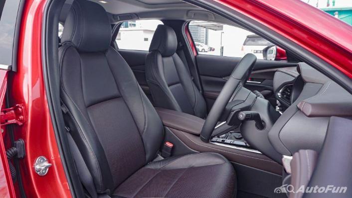 Mazda CX 30 GT Interior 008