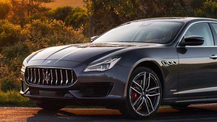 Maserati Quattroporte 2019 Exterior 016