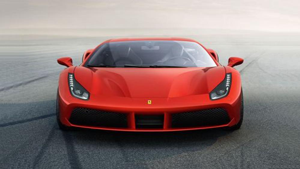 Ferrari 488 GTB 2019 Exterior 012