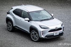 Di Jepang, Toyota Yaris Cross punya 6 bulan waiting list, lebih populer dibanding dengan Daihatsu Rocky / Toyota Raize