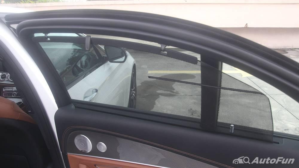 Mercedes-Benz E-Class 2019 Interior 102