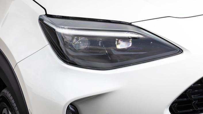 2020 Toyota Yaris Cross International Version Exterior 007