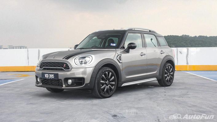 MINI Countryman Copper S Exterior 001