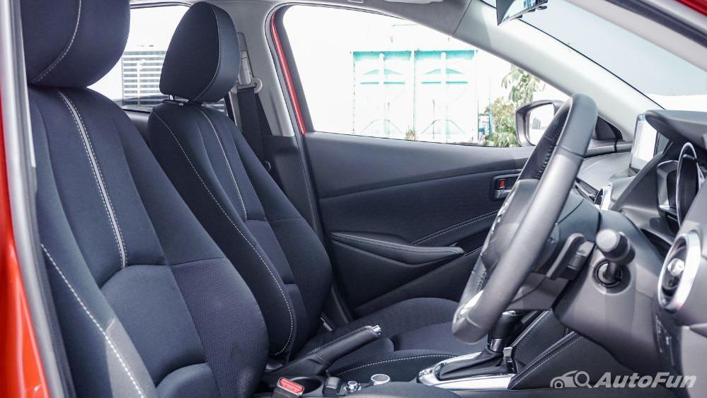 Mazda 2 GT AT Interior 063