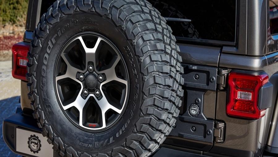 Jeep Wrangler 2019 Exterior 006