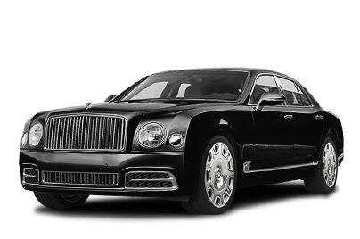 Bentley Mulsanne 6.75 L V8 Speed