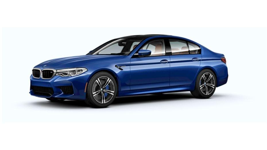 BMW M5 2019 Others 009