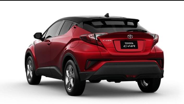 Toyota CHR 2019 Exterior 005