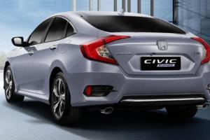 Adu Mobil Honda Setengah Miliaran Rupiah, Pilih Honda Civic 2021 atau Honda CR-V 2021?