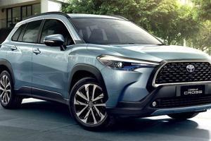 Hadang Kesuksesan Honda HR-V Baru, Toyota Corolla Cross 2022 Dijadwalkan Rilis September