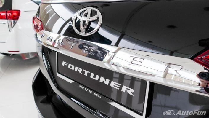 Toyota Fortuner 2019 Exterior 010