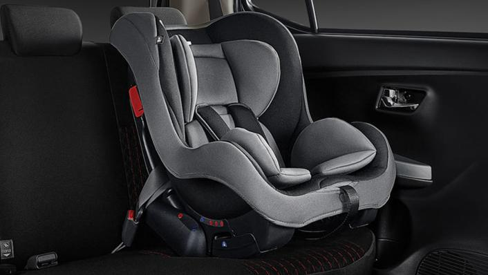 2021 Toyota Agya 1.2 GR Sport A/T Interior 006