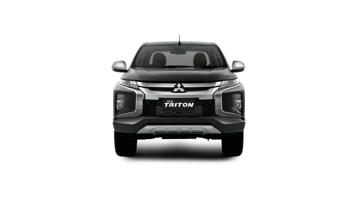 Overview Mobil: Mobil Mitsubishi Triton HDX MT Single Cab 4WD dibanderol dengan harga mulai dari Rp4,896,500 - 244,500 01