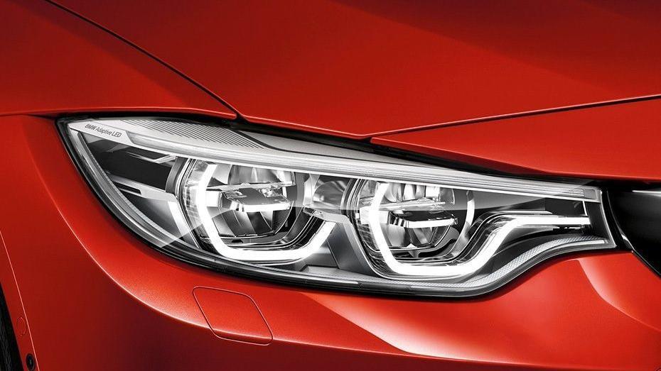 BMW M4 Coupe 2019 Exterior 008