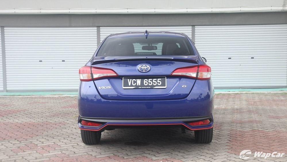 Toyota Vios 2019 Exterior 033