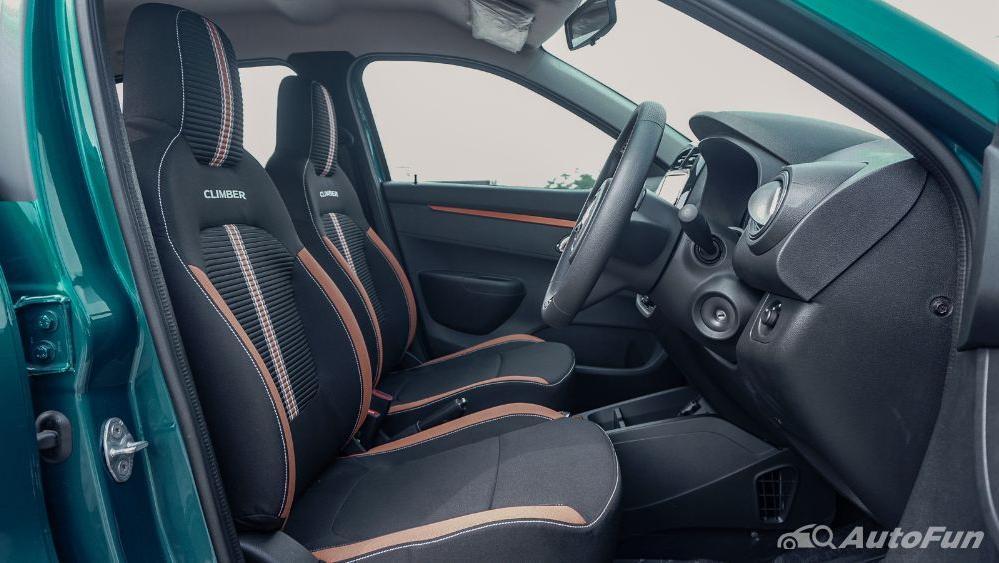 Renault Kwid 2019 Interior 043