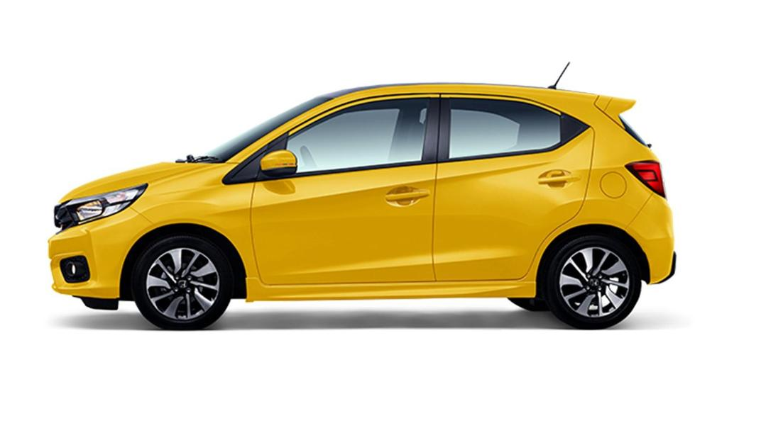 Honda Brio 2019 Others 005