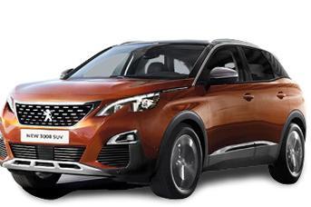 Peugeot 3008 1.6 L