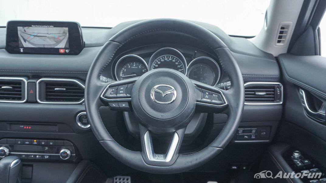 Mazda CX 5 Elite Interior 008
