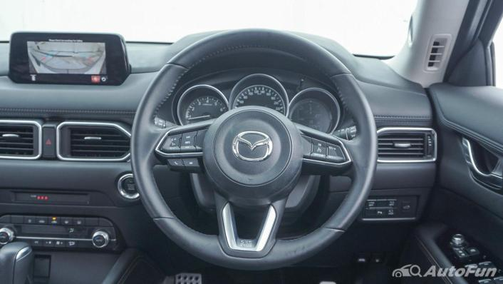 Mazda CX 5 Elite Interior 008