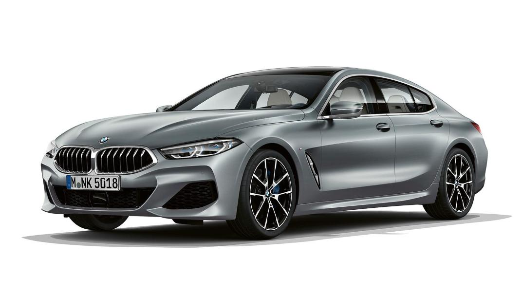 BMW 8 Series Coupe 840i Gran Coupe Others 002