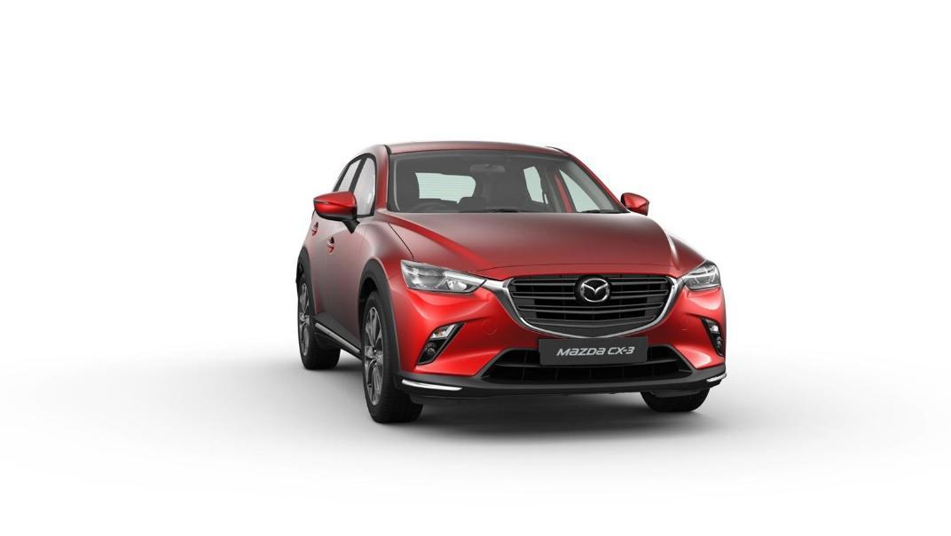 Mazda CX 3 2019 Exterior 002